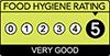 Food hygiene rating little Greece Very Good